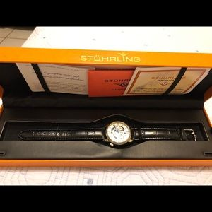 Stuhrling Original Accessories - Stührling Original Automatic Watch